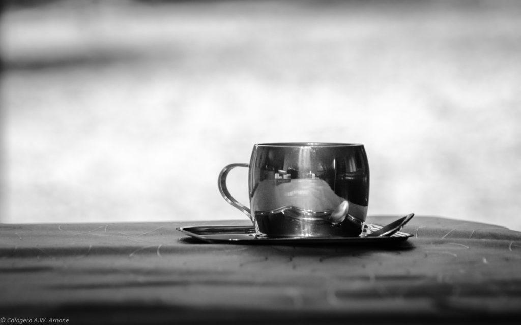 La pause café